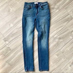 William Rast Skinny Jeans Junior's Size 1